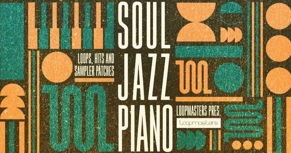 Loopmasters Soul Jazz Piano
