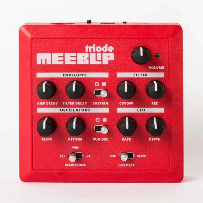 MeeBlip triode