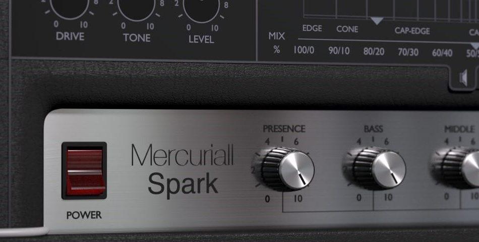 Mercuriall Audio Software Spark