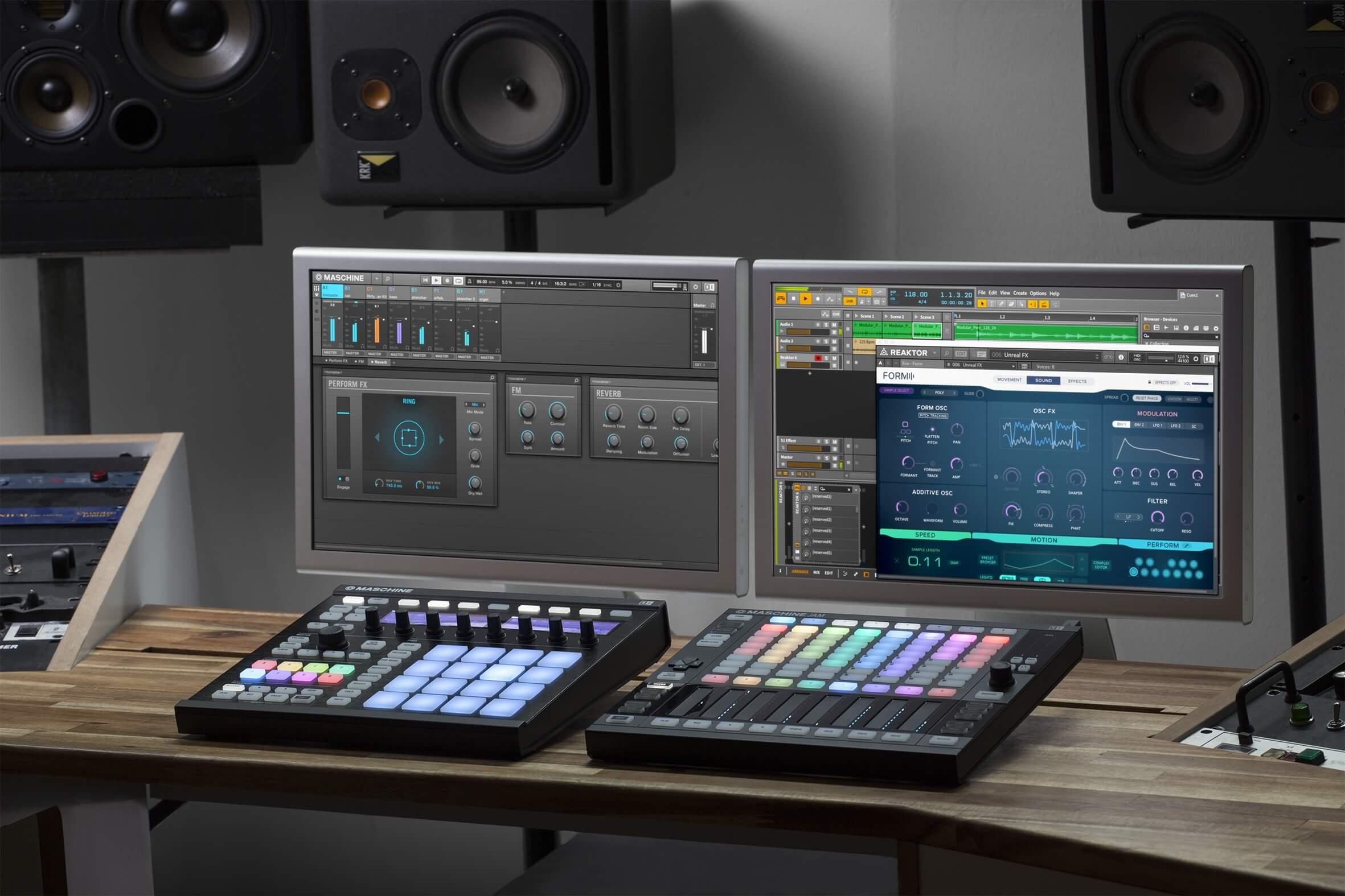Native Instruments Maschine Jam Production Amp Performance