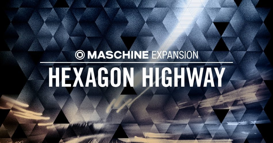 Native Instruments Hexagon Highway for Maschine 2