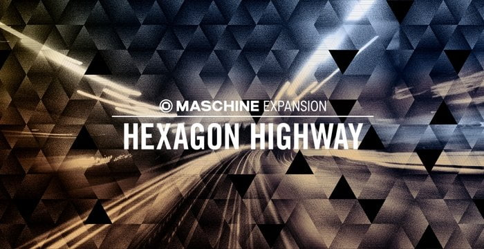 Native Instruments Hexagon Highway for Maschine 2