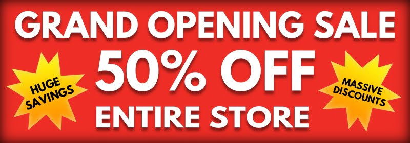 New Loops Grand Opening Sale