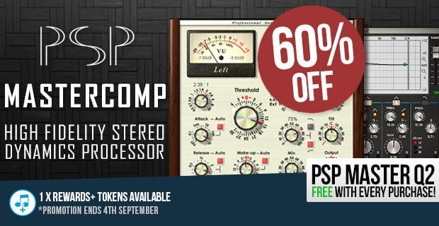 PIB PSP MasterComp 60 off free MasterQ 2