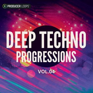Producer Loops Deep Techno Progressions V4
