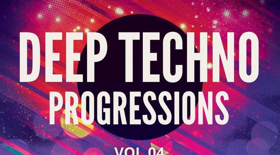 Producer Loops Deep Techno Progressions Vol 4