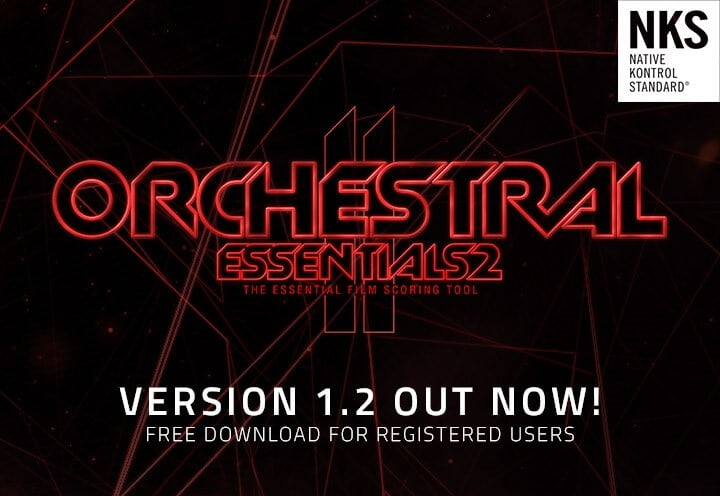 ProjectSAM Orchestral Essentials 2 update