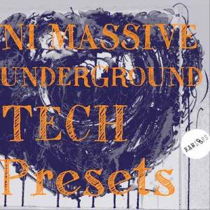 Raw Loops NI Massive Underground Tech Presets