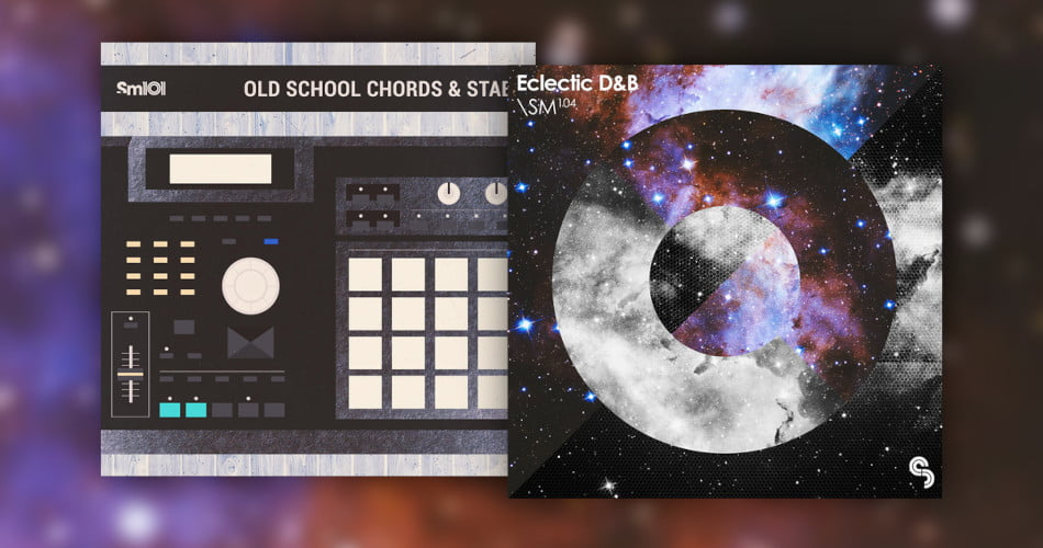 Sample Magic Old School Chords and Stabs Eclectic DnB