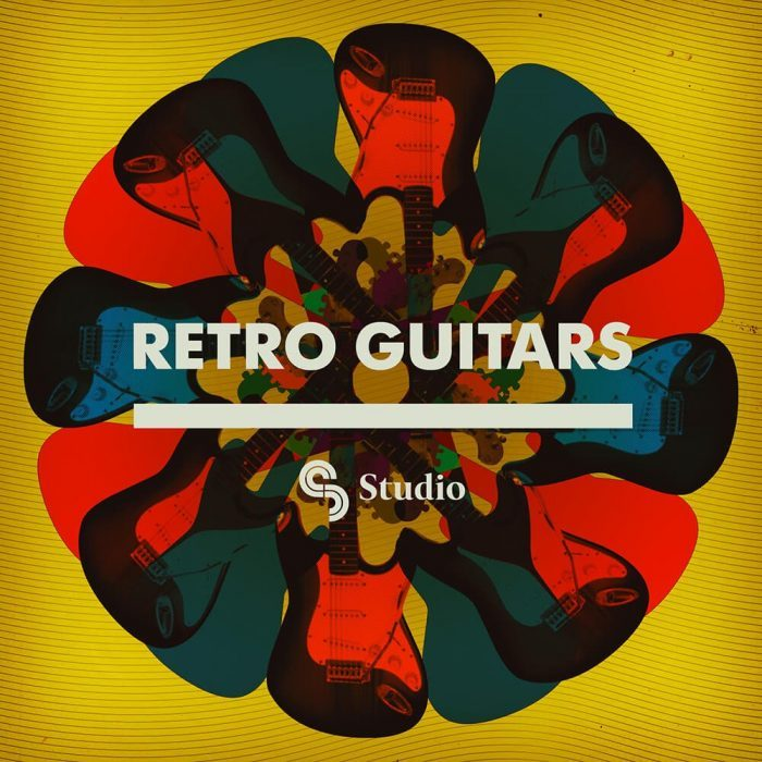 Sample Magic Retro Guitars