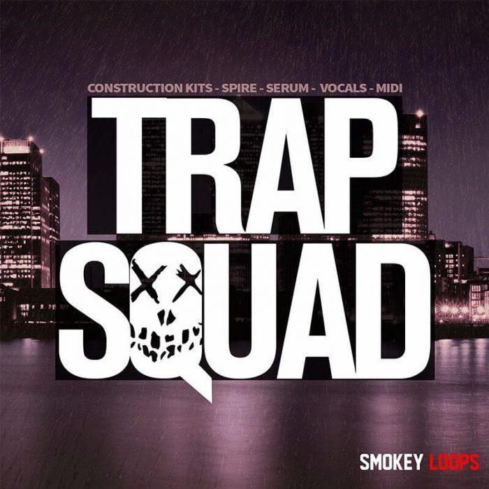 Smokey Loops Trap Squad