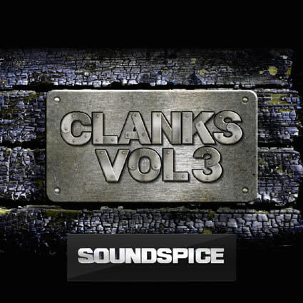 SoundSpice Clanks Vol 3