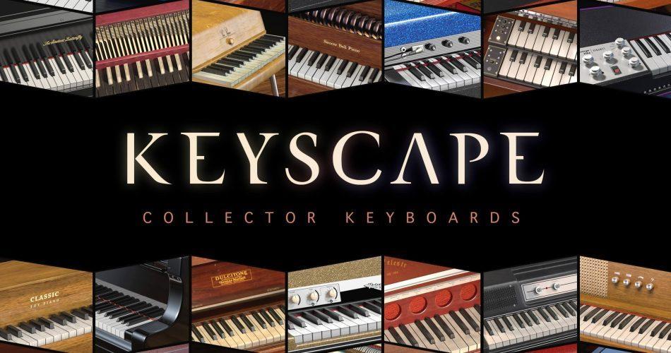 Spectrasonics Keyscape collection