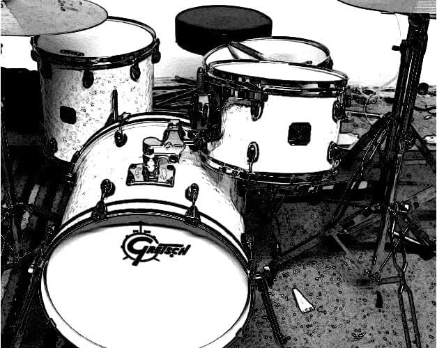 The Control Centre Gretsch Drums
