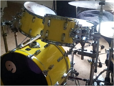 The Control Centre Yellow Tama