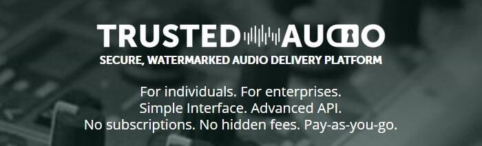 TrustedAudio wide