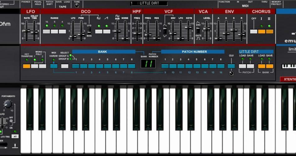 TubeOhm 106 Emulation