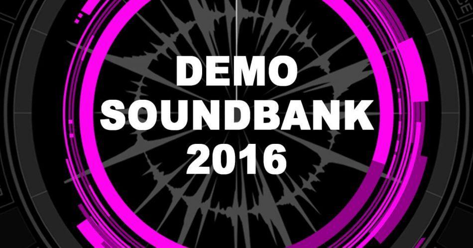 Ueberschall Elastik Demo Soundbank 2016