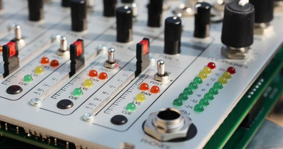 WMD Performance Mixer feat
