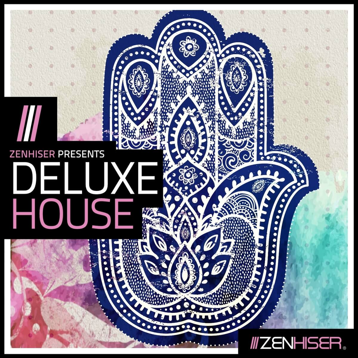 Zenhiser deluxe house sample pack for Classic house sample pack