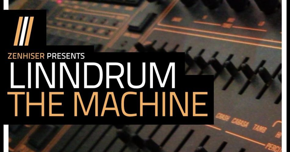 Zenhiser Linndrum The Drum Machine