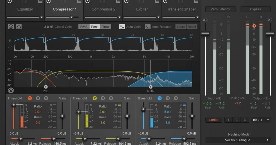iZotope Neutron Advanced