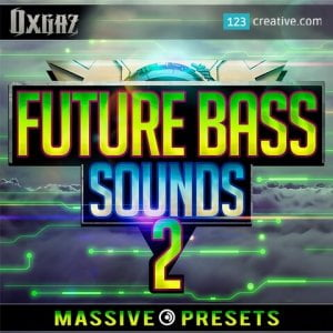 123Creative Future Bass Sounds 2 Massive presets