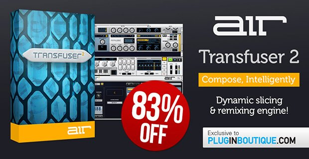 AIR Transfuser 2 Plugin Boutique