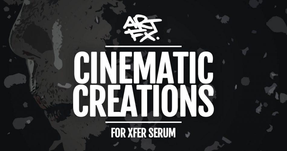 ARTFX Cinematic Creations for Serum