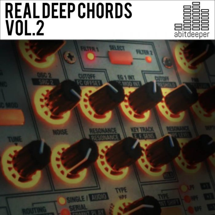 Abitdeeper Real Deep Chords Vol. 2