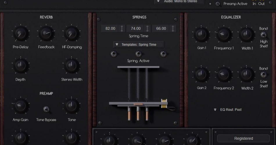 Aegean Music Spirit Reverb 1.1