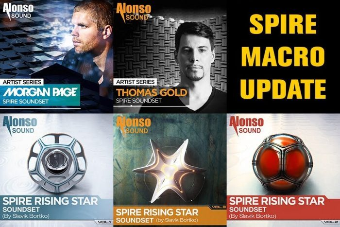 Alonso Sound Spire macro update