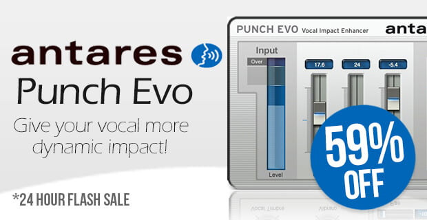 Antares PUNCH Evo sale