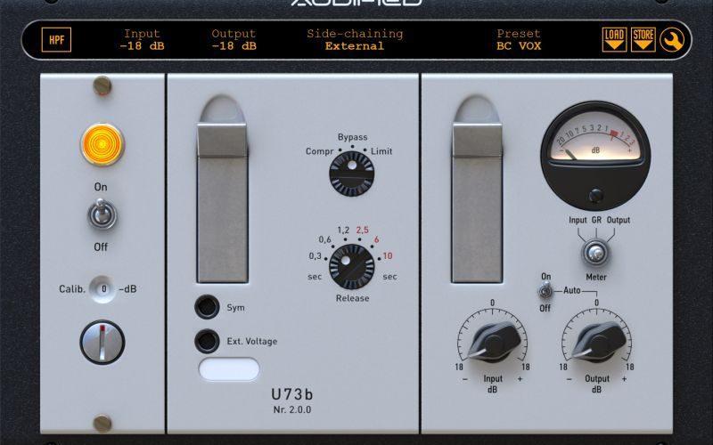 Audified U73b 2.0