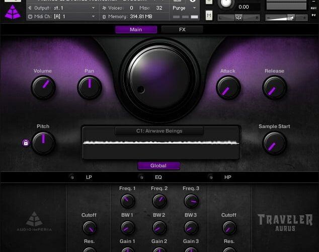 Audio Imperia Traveler   Aurus