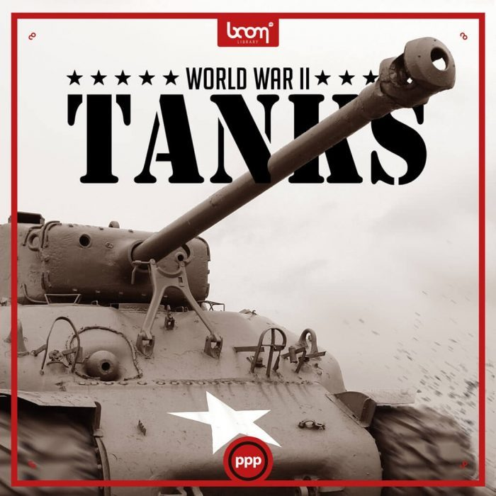 BOOM Library World War 2 Tanks