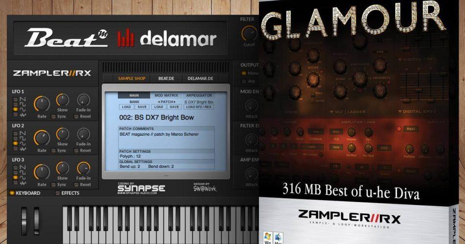 Beat Glamour for Zampler