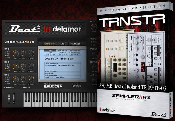 Beat ZamplerRX TR09 TB03