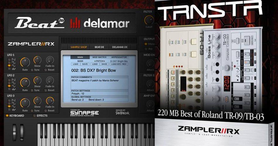 Beat ZamplerRX TRNSTR