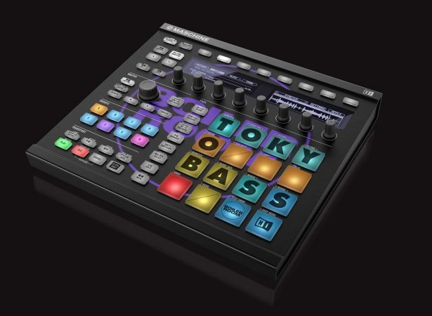 Boiler Room Maschine