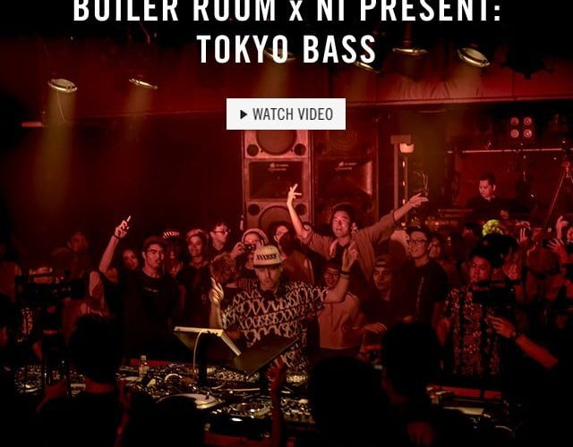 Boiler Room x NI Tokyo Bass