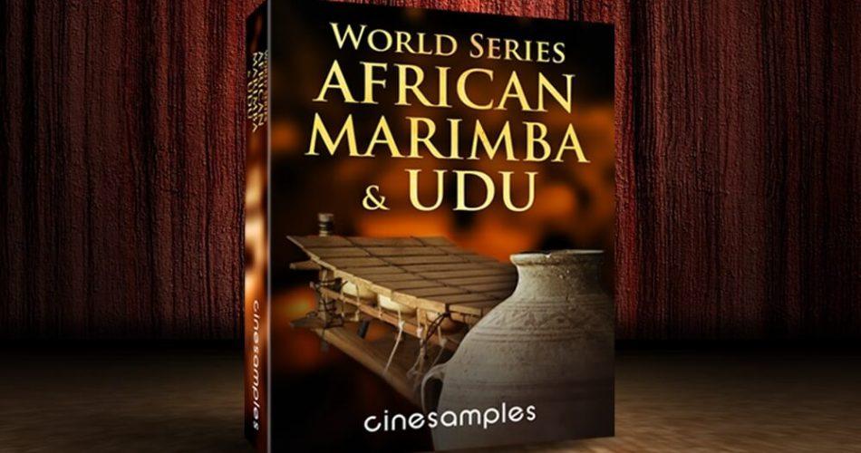 Cinesamples African Marimba & Udu