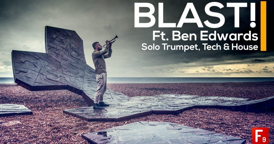 F9Audio Blast! feat Ben Edwards