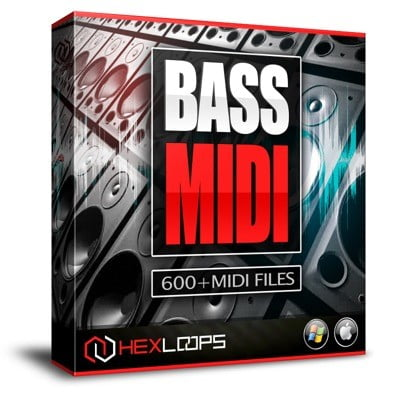 Hex Loops Bass MIDI