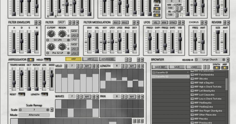 Homegrown Sounds Cassetto 1.3
