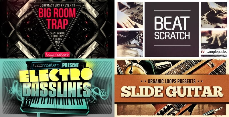 Loopmasters Flash Sales