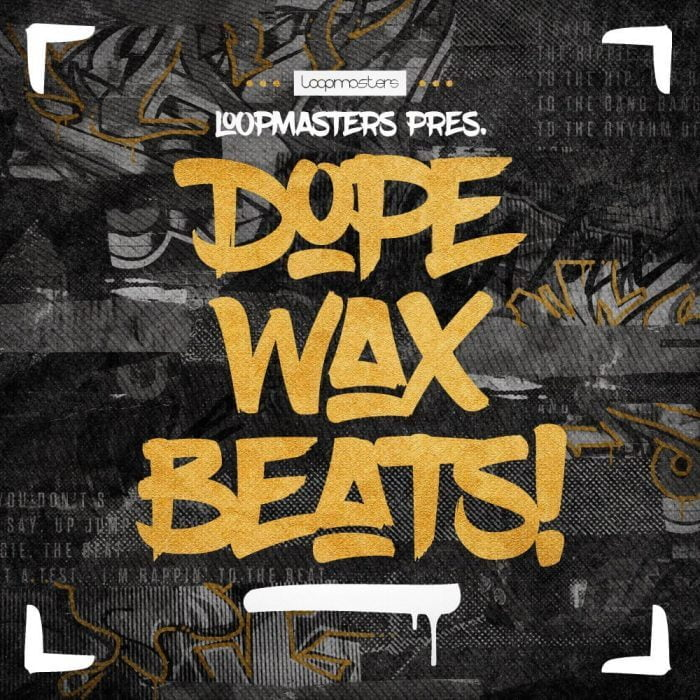 Loopmasters Dope Wax Beats