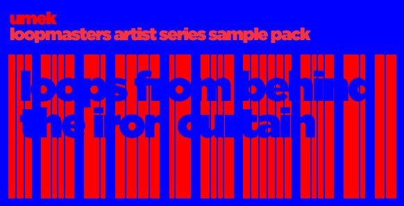 Loopmasters UMEK techno pack
