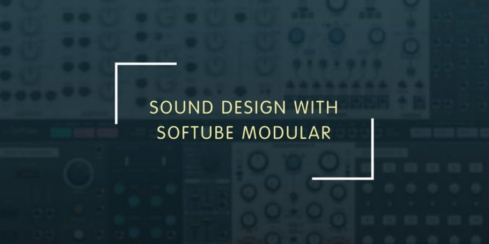 MixMasterWyatt Online Softube Modular webinar