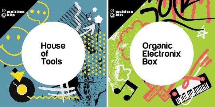 Multiton Bits House of Tools & Organic Electronix Box
